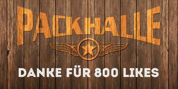Die 800er Marke ist geknackt und mögen in den nächsten Jahren noch viele hinzu kommen!