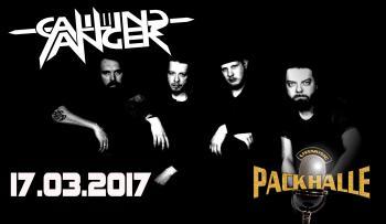 Bereits seit 2000 rocken Calling Anger durch die norddeutschen Clubs und nun kommen sie im März nach einer kurzen Pause auch nach Sögel!