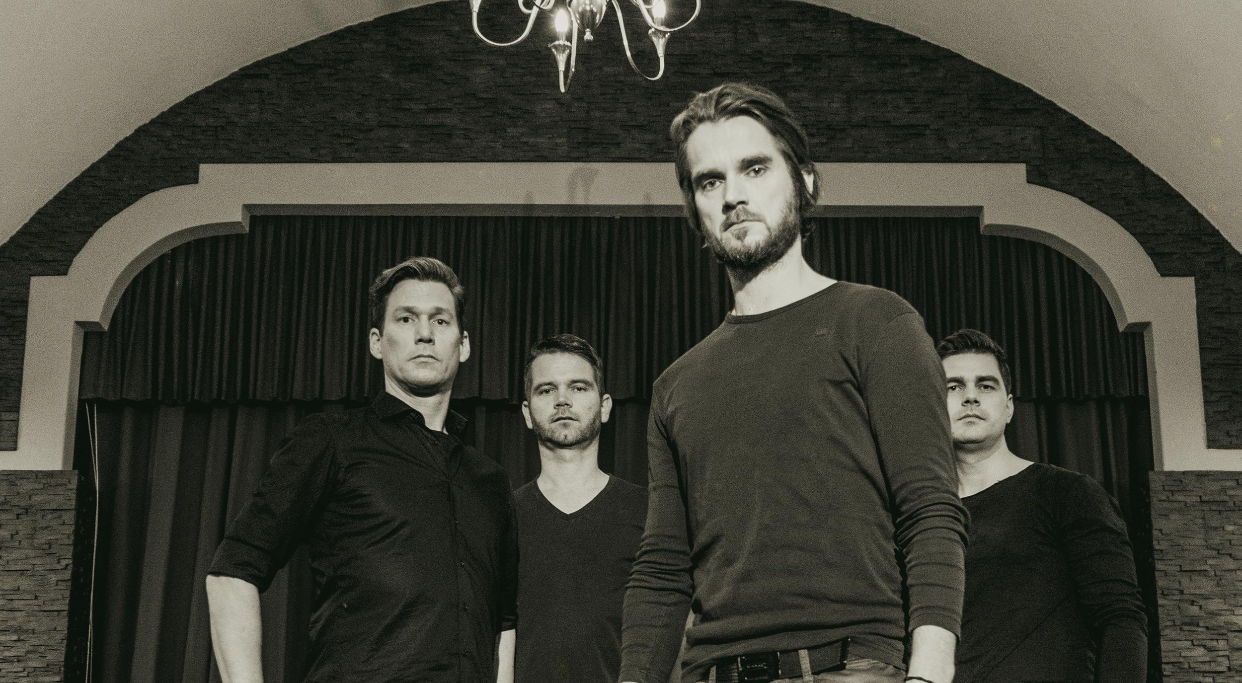 Drei regionale Rockbands in der Packhalle