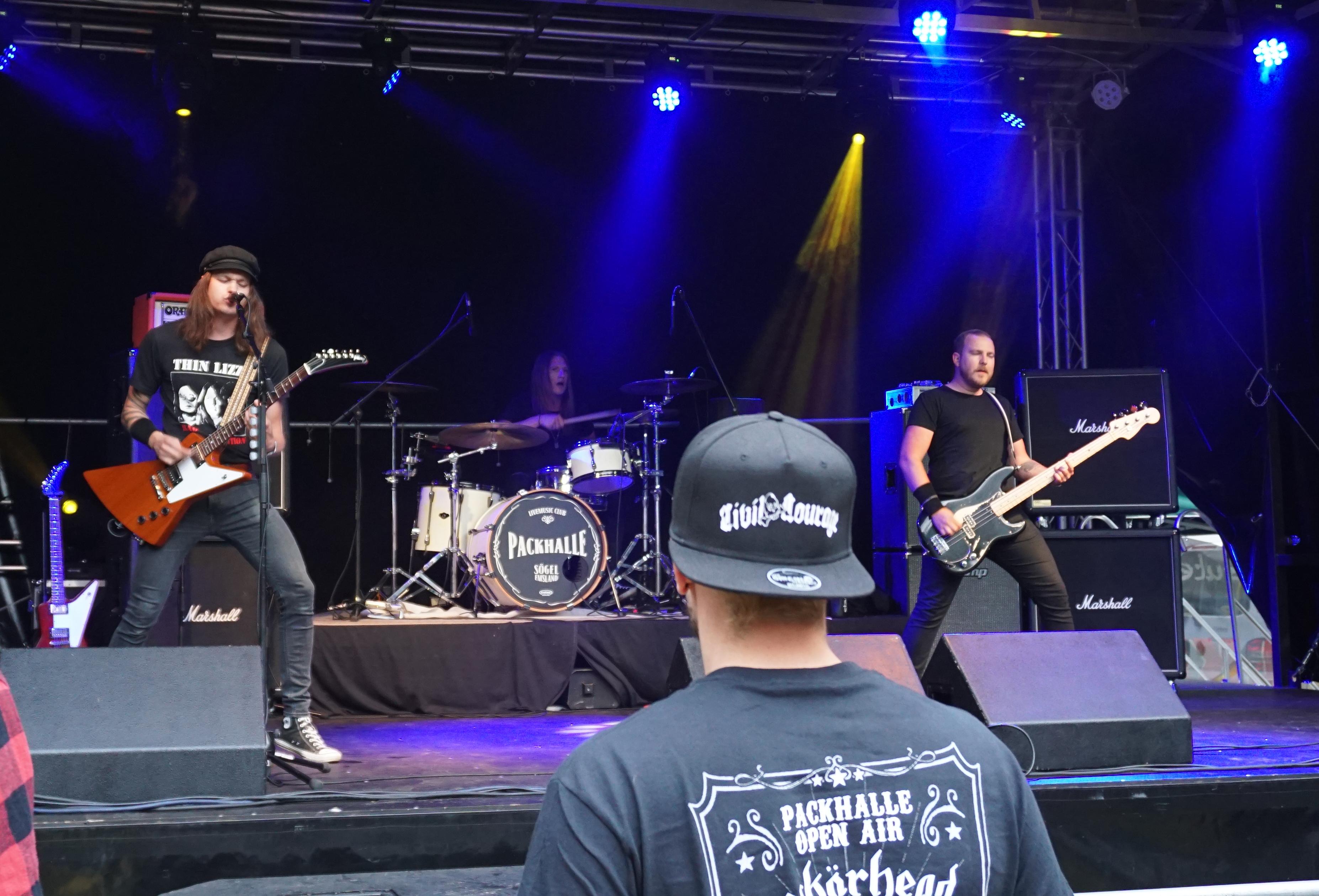 Schwedische Band erneut in Sögel
