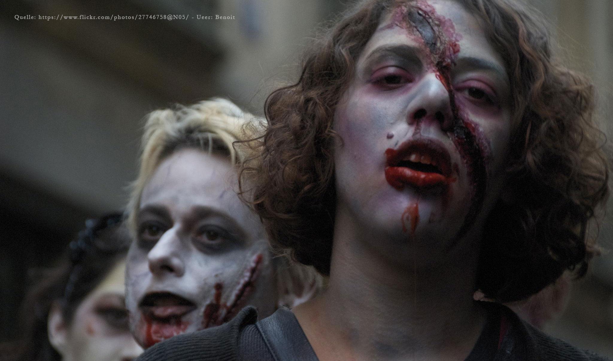 Das etwas andere Konzert: Zombie Halloween am 30.10.19